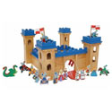 Medieval Castle, Doll Houses | Playsets | Kids Doll Houses | ABaby.com