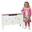 Princess and Frog Toy Chest, Butterfly Themed Toys | Kids Toys | ABaby.com