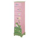 Magic Garden 7 Drawer Cabinet, Nursery Storage Solutions | Kids Toy Organizer | ABaby.com