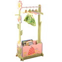 Magic Garden Valet Rack, Baby Clothes Stands | Childrens Clothes Tree | Ababy.com