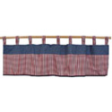 Tabbed Valance, Kids Valances | Nursery Window Valances | ABaby.com