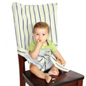 Tie Chair Travel High Chair, Baby Feeding High Chairs | Booster Seats | Wooden | aBaby.com