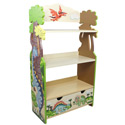Dinosaur Kingdom Bookcase, Dinosaurs Themed Nursery | Dinosaurs Bedding | ABaby.com