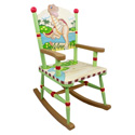 Dinosaur Kingdom Rocking Chair, Dinosaurs Themed Nursery | Dinosaurs Bedding | ABaby.com