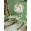Dinosaur Kingdom Rocking Chair, Kids Rocking Chairs | Kids Rocker | Kids Chairs | ABaby.com