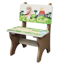Dinosaur Kingdom Time Out Chair, Dinosaurs Themed Nursery | Dinosaurs Bedding | ABaby.com