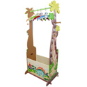 Dinosaur Kingdom Dress Up Valet Rack, Dinosaurs Themed Nursery | Dinosaurs Bedding | ABaby.com