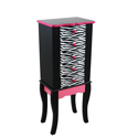 Fashion Prints Jewelry Armoire