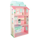 Glamour Mansion Fold-in Doll House