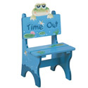 Froggy Time Out Chair, Kids Chairs | Personalized Kids Chairs | Comfy | ABaby.com