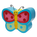 Magic Garden Money Bank, Butterfly Nursery Decor | Butterfly Wall Decals | ABaby.com