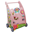 Magic Garden Baby Walker, Butterfly Themed Toys | Kids Toys | ABaby.com