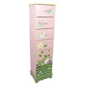 Magic Garden 7 Drawer Cabinet, Kids Shelves | Baby Wall Shelves | Nursery Storage | ABaby.com
