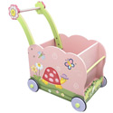 Magic Garden Push Cart