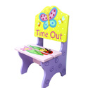 Magic Garden Time Out Chair, Butterfly Themed Toys | Kids Toys | ABaby.com