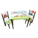 Enchanted Woodland Table and Chair Set, Kids Table & Chair Sets | Toddler Tables | Desk | Wooden