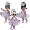 Ballerina Bliss Best Friends Dolls, Prima ballerina Themed Nursery | Girls ballerina Bedding | ABaby.com