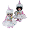 Birthday Wishes Twin Dolls, Baby Doll Furniture Sets | Baby Doll Cradle | ABaby.com