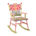 Magic Garden Rocking Chair, Kids Chairs | Personalized Kids Chairs | Comfy | ABaby.com