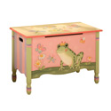 Magic Garden Toy Chest, Kids Toy Boxes | Personalized Toy Chest | Bench | ABaby.com