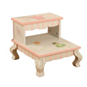 Princess and Frog Crown Step Stool, Princess Themed Furniture | Baby Furniture | ABaby.com