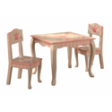 Princess and Frog Table & Chair Set, Princess Themed Furniture | Baby Furniture | ABaby.com
