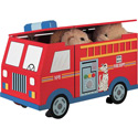 Fire Engine Toy Box, Fireman Themed Furniture | Baby Furniture | ABaby.com