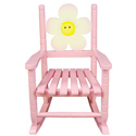 Friendly Flower Rocking Chair, Kids Rocking Chairs | Kids Rocker | Kids Chairs | ABaby.com