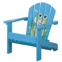 Toddler's Frog Porch Chair, Frogs And Bugs Themed Toys | Kids Toys | ABaby.com