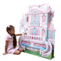 My Sweet Home Dollhouse, Doll Houses | Playsets | Kids Doll Houses | ABaby.com