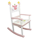 Child's Princess and Frog Crown Rocker, Frogs And Bugs Themed Toys | Kids Toys | ABaby.com
