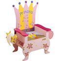 Princess Potty Chair, Potty Chairs | Baby Potty Chairs | Kids | ABaby.com