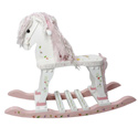 Princess Rocking Horse, Prince & Princess Nursery Decor | Baby Themes | Bedding
