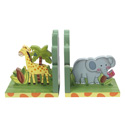 Sunny Safari Bookends, African Safari Themed Nursery | African Safari Bedding | ABaby.com