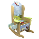 Ride Around Potty Chair , Train And Cars Themed Nursery | Train Bedding | ABaby.com