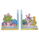 Under The Sea Bookends, Tropical Sea Themed Nursery | Tropical Sea Bedding | ABaby.com