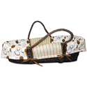 Cocoa Dots Moses Basket, Moses Baskets With Stands | Baby Moses Baskets | ABaby.com