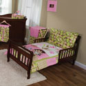 Dora �Exploring the Wild� Toddler Bedding Set, Girl Toddler Bedding Sets | Toddler Girl Bedding | ABaby.com