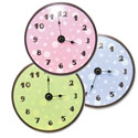 Dots Wall Clock, Nursery Clocks | Kids Wall Clocks | ABaby.com