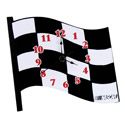 NASCAR� Wall Clock, Kids Bedroom Decor | Clocks | Baby Picture Frames | ABaby.com