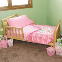 Paisley Park Toddler Bedding, Girl Toddler Bedding Sets | Toddler Girl Bedding | ABaby.com