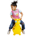 Gyffy the Giraffe Bouncer, Soft Play Toys | Baby Jogger | Fitness Toys | ABaby.com