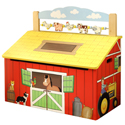 Happy Farm Toy Chest, Farm Animals Themed Toys | Kids Toys | ABaby.com