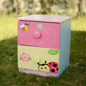 Magic Garden 2 Drawer Chest, Children's Dressers | Kids | ABaby.Com