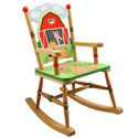 Happy Farm Rocking Chair, Kids Rocking Chairs | Kids Rocker | Kids Chairs | ABaby.com