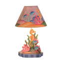 Under The Sea Table Lamp, Tropical Sea Nursery Decor | Tropical Sea Wall Decals | ABaby.com