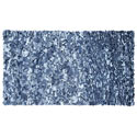 Denim Shaggy Raggy Rug, Solid Rugs | Kids Pink Rugs | Baby Pink Rugs | ABaby.com