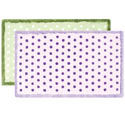 Fufu Dots Rug, Solid Rugs | Kids Pink Rugs | Baby Pink Rugs | ABaby.com