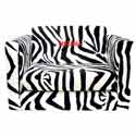 Zebra Print Sofa Sleeper, Kids Chairs | Personalized Kids Chairs | Comfy | ABaby.com