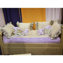 Lilac Trellis Twin Bedding Set, Twin Bed Bedding | Girls Twin Bedding | ABaby.com